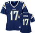 Los Angeles Chargers - P. Rivers #17 Woman