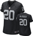 Oakland Raiders - D. McFadden #20 Woman Jersey