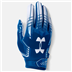 UA 1304694 F6 Gloves Royal Blue